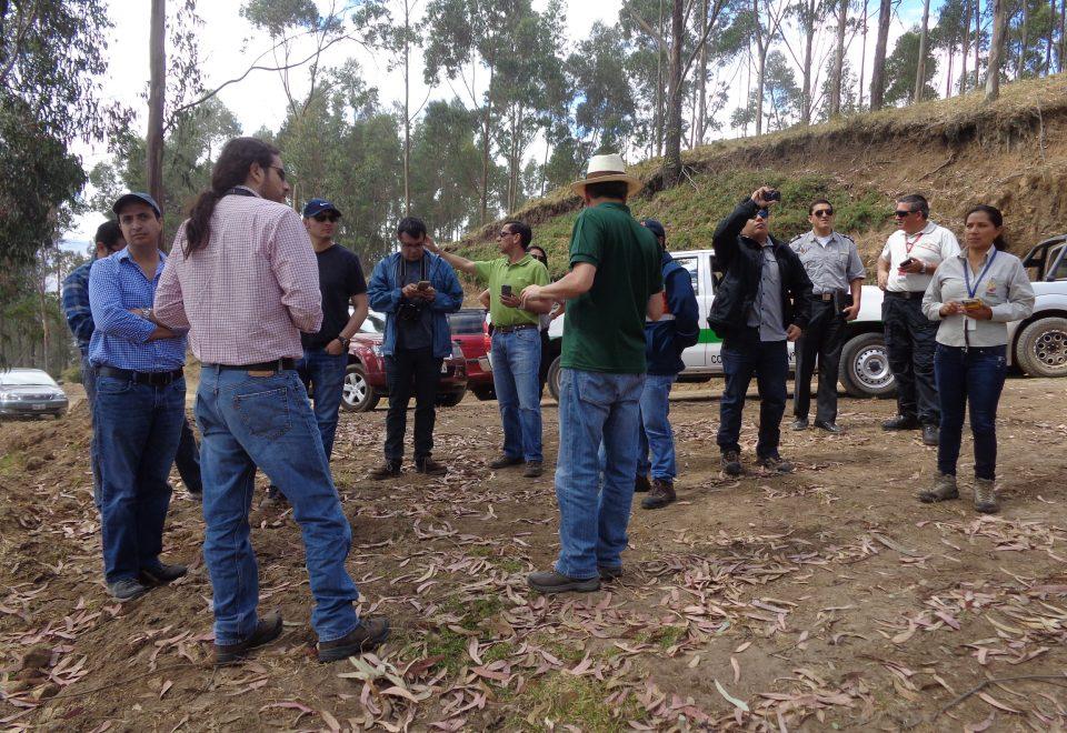 Proyecto. Plan Comunitario de Prevención de Incendios Forestales y de Manejo del Fuego