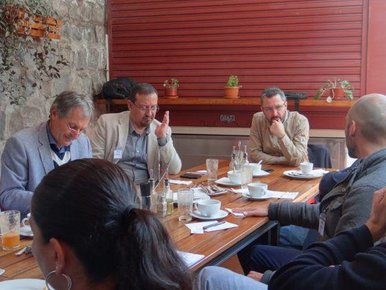Estudio: Clúster de productos forestales para la industria de la construcción sostenible en el Distrito Metropolitano de Quito